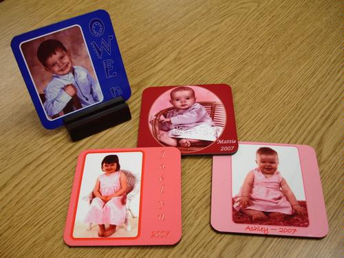 Coasters - 3 3/4 inch spuare - $5 each
