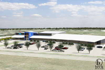 Architect Rendering of New School - Photo Number 1