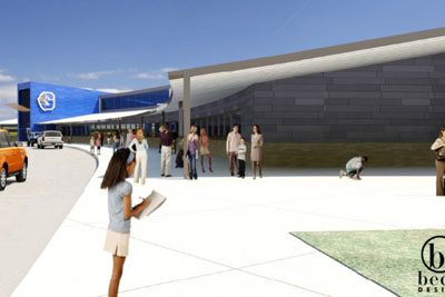 Architect Rendering of New School - Photo Number 4
