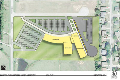 Architect Rendering of New School - Photo Number 5