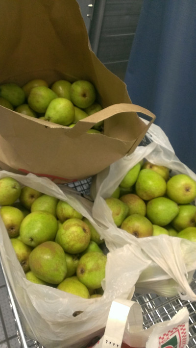 Fresh Pear Delivery